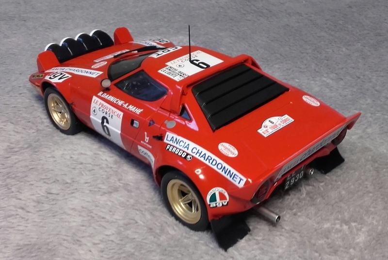 Stratos Groupe 4 Rallye Tour de Corse 1975 20170854