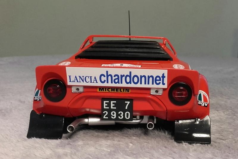 Stratos Groupe 4 Rallye Tour de Corse 1975 20170855
