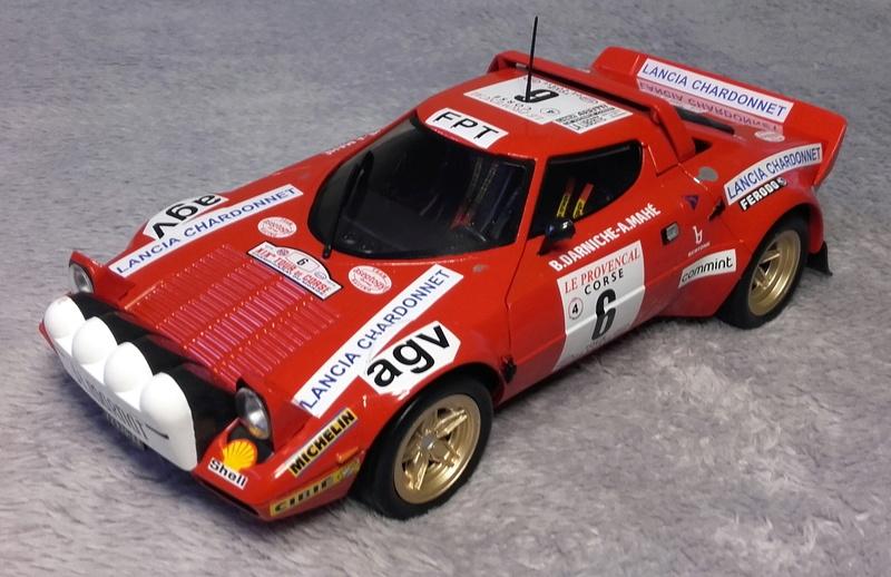 Stratos Groupe 4 Rallye Tour de Corse 1975 20170856