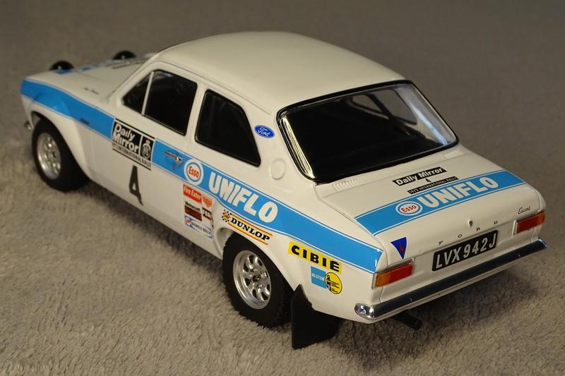 Escort MK1 Roger Clark 1972  Z1012