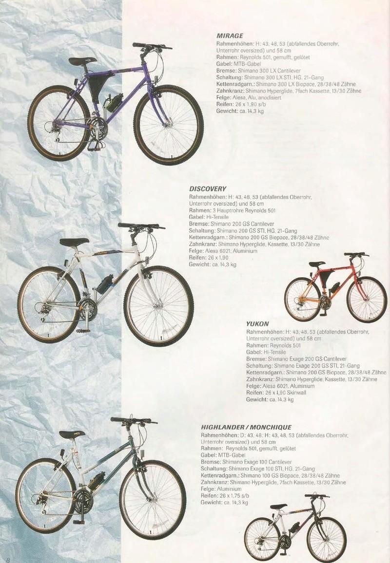 raleigh - Catalogue Raleigh Collection 1991 Raleig43