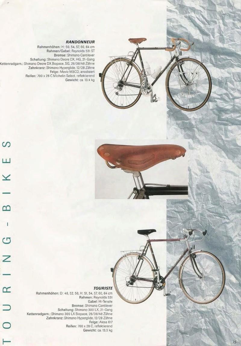 raleigh - Catalogue Raleigh Collection 1991 Raleig45