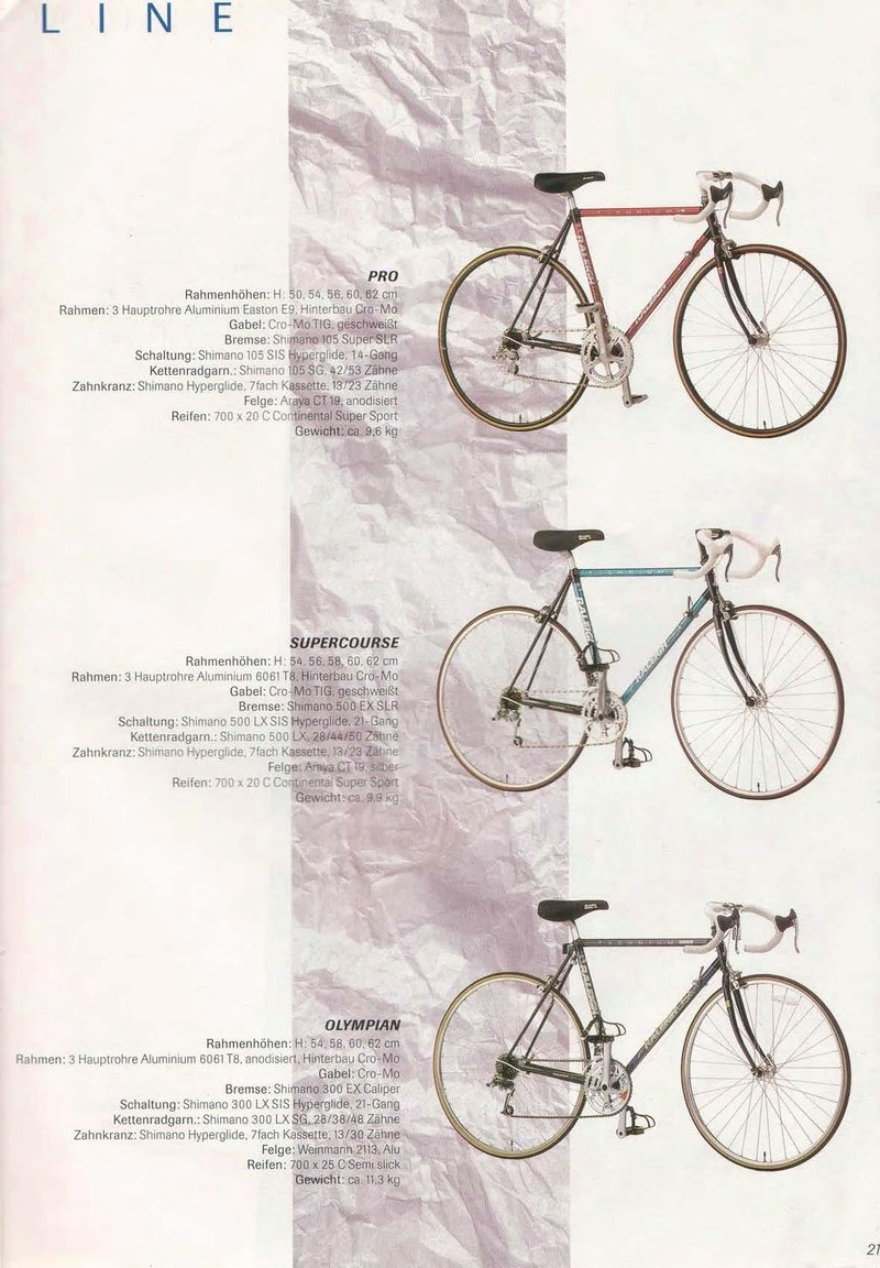 raleigh - Catalogue Raleigh Collection 1991 Raleig54