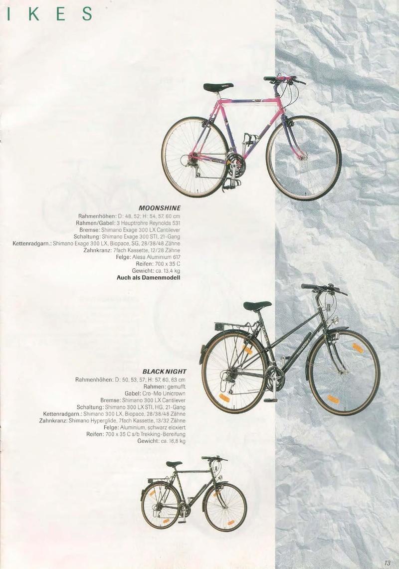 raleigh - Catalogue Raleigh Collection 1991 Raleig55
