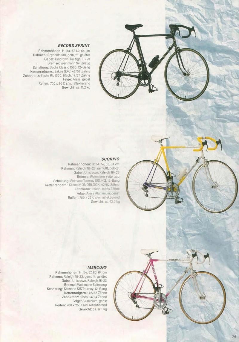 raleigh - Catalogue Raleigh Collection 1991 Raleig62
