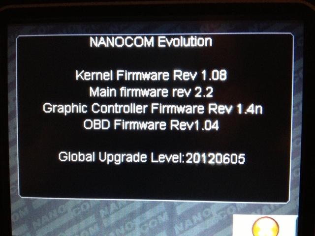code erreur nanocom Photo_13