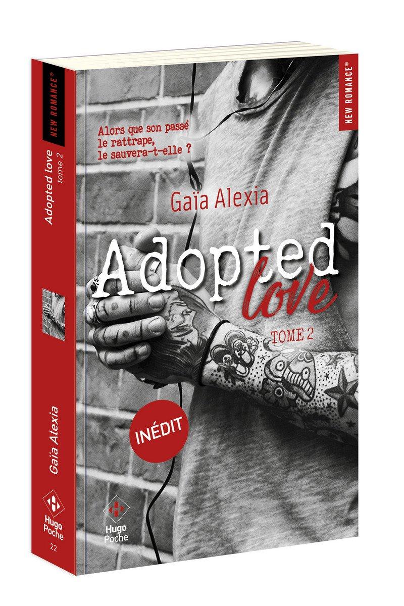 ALEXIA Gaïa - ADOPTED LOVE - Tome 2 Adopte11