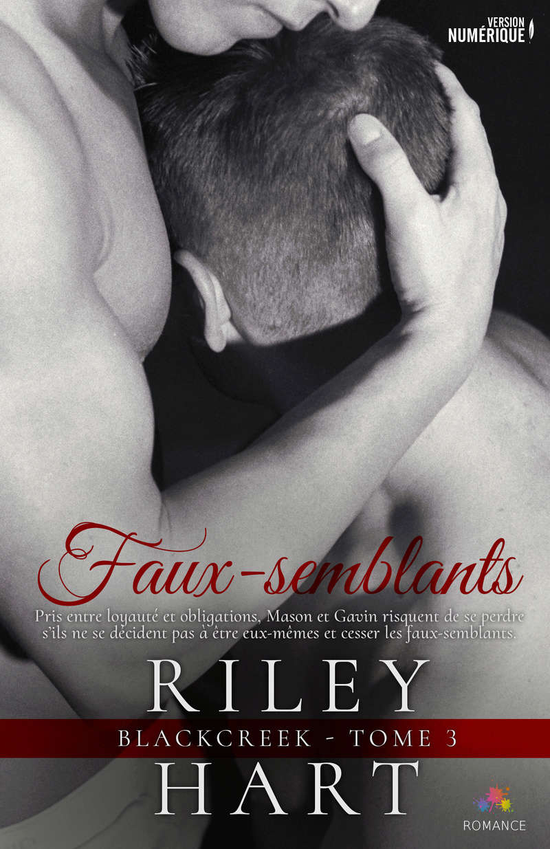 HART Riley - BLACKCREEK - Tome 3 : Faux-semblants Hart-r10