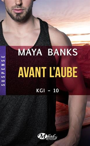 BANKS Maya - KGI - Tome 9 : Avant l'aube Kgi10