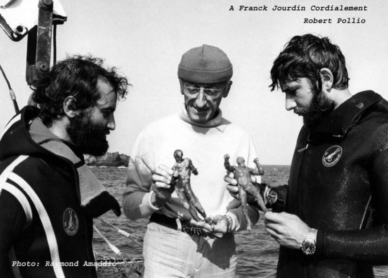 Seamaster 300 et l'equipe Cousteau ....premiere nouvelle ....?? 20430010