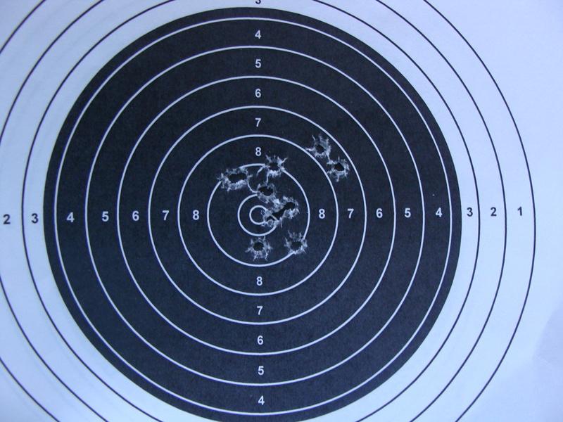 premiers tirs avec BSA 8 Dsc07019