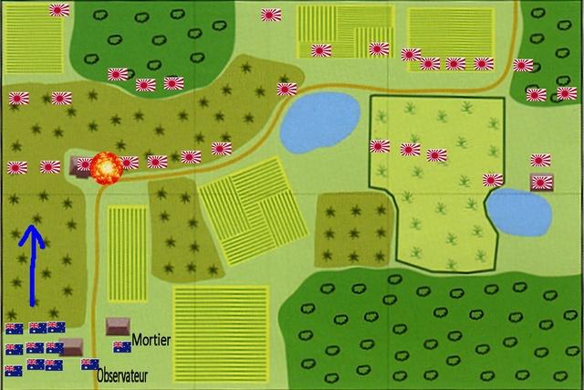Opération cannibal Blitzkrieg Birmanie Carte210