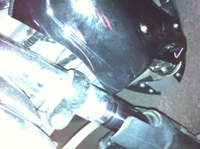 montage écopes ERMAX et klaxon sur S2 Photo-11