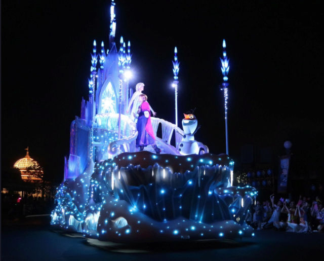 [Tokyo Disneyland] Tokyo Disneyland Electrical Parade Dreamlights Captur10