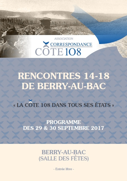 Journée 14-18 Berry au Bac 29-30 septembre 2017 2017a010