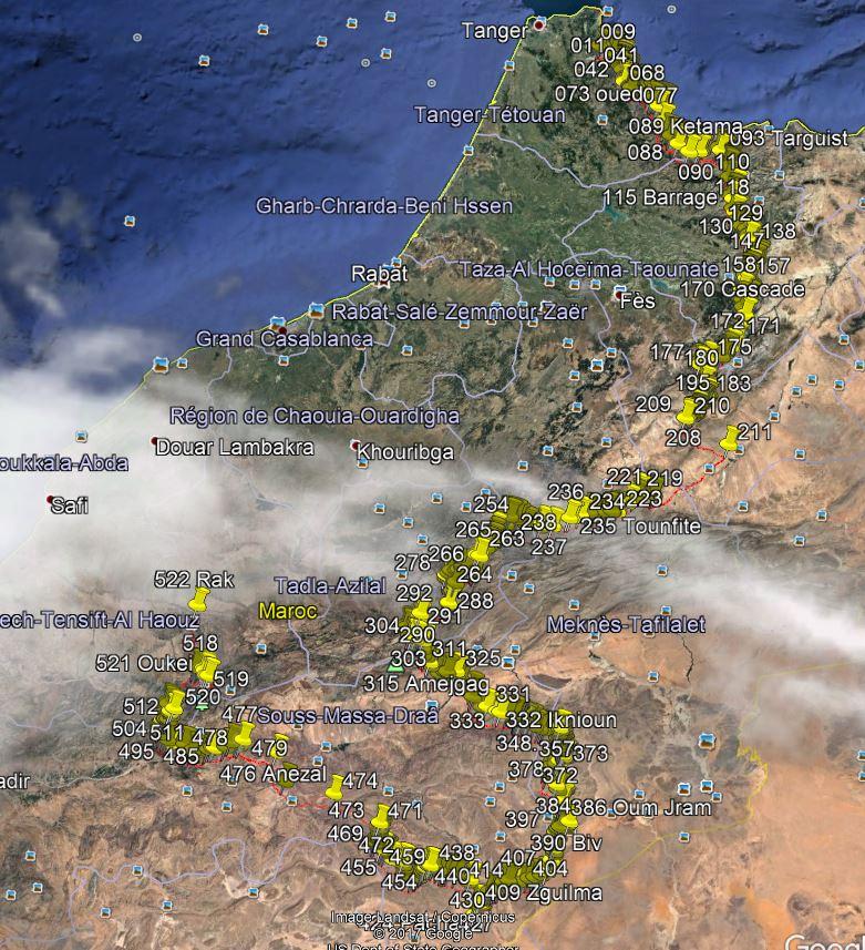 raid Maroc en maxi trails du 03/05/2018 au 16/05/2018 Captur10