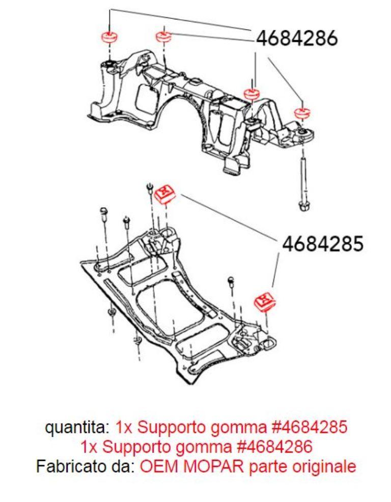 Pieces pour Chrysler voyager s3 de 99 - Page 2 46842810