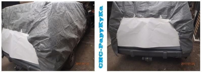 carrosserie - PapyKy, fait un peu de carrosserie sur le S2 de 570.xxx Km. Bache11