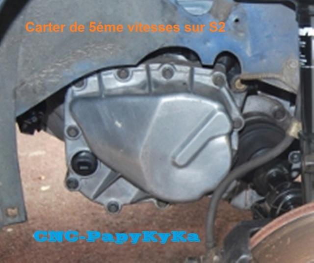 Carter de boîte manuelle cassé sur voyager s3 TD 2000 Boucho11