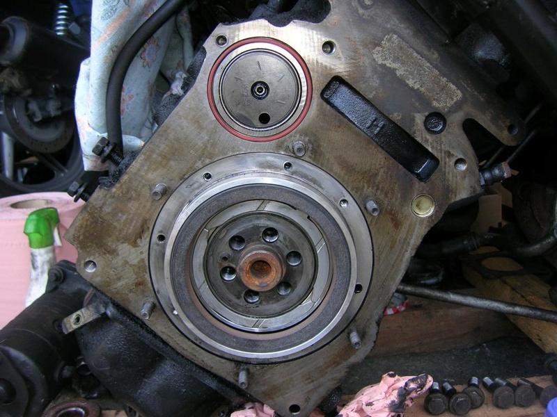 Recherche ref joint spi volant moteur Joints11