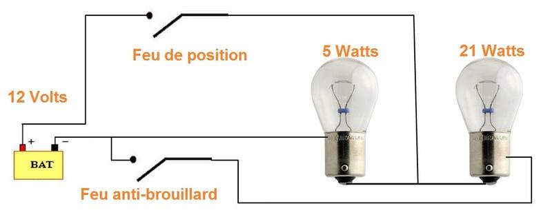 [RESOLU]-[S4-2.8-2005] Feux de croisement avant droit (vu extérieur) HS - Page 2 Lampes11