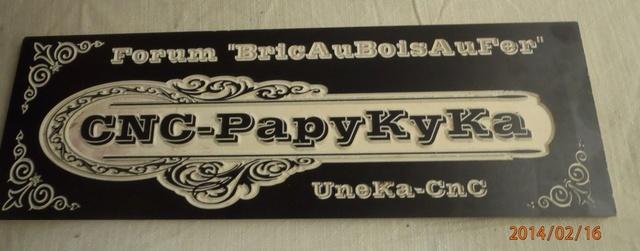 PapyKy, fait un peu de carrosserie sur le S2 de 570.xxx Km. Logo_p10