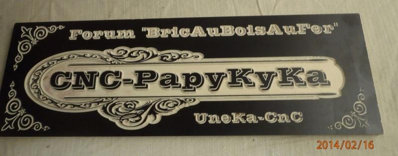 PapyKy, Ne recherche plus un cache soupape de S3. Logo_p11