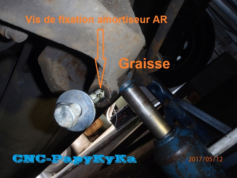Reference ammortisseurs P5120010