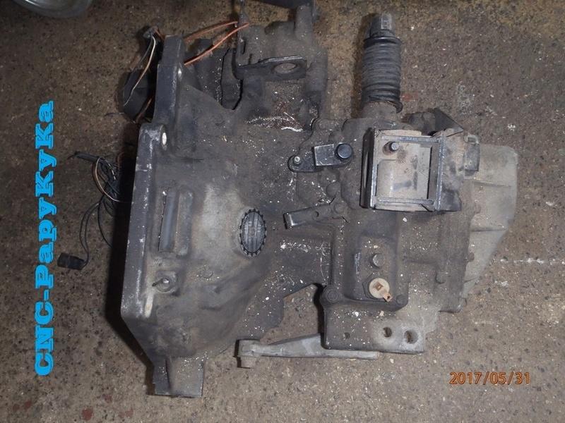 Carter de boîte manuelle cassé sur voyager s3 TD 2000 P5310116