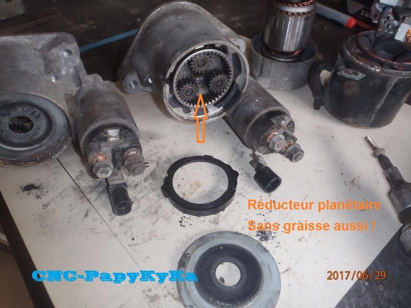 PapyKy, remet en état deux démareur pour S4 CRD. P6290010