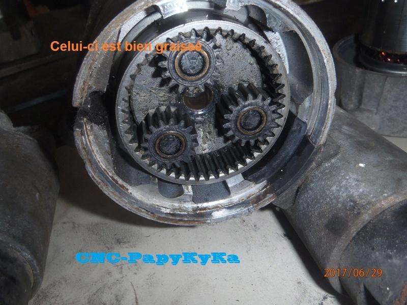 PapyKy, remet en état deux démareur pour S4 CRD. P6290011