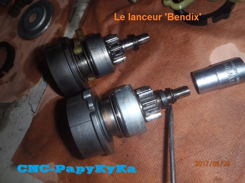 PapyKy, remet en état deux démareur pour S4 CRD. P6290014