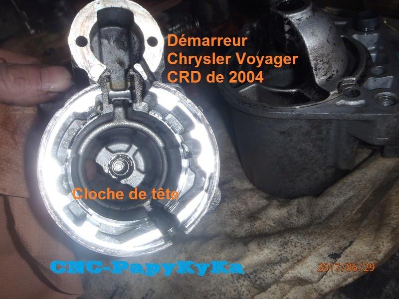 PapyKy, remet en état deux démareur pour S4 CRD. P6290016