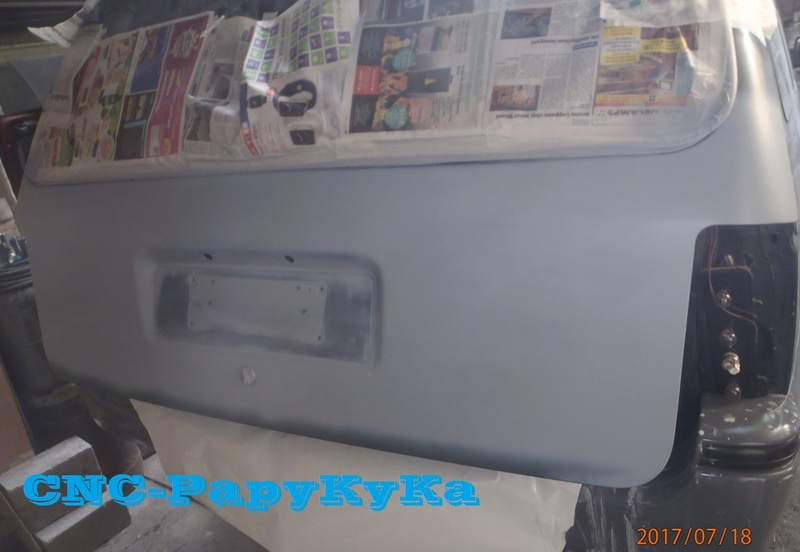 carrosserie - PapyKy, fait un peu de carrosserie sur le S2 de 570.xxx Km. P7180012