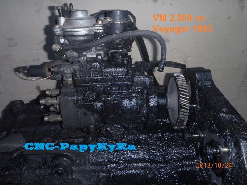 Extracteur pompe à injection S2 td Pa240011