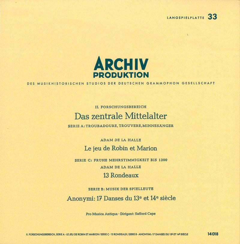 Les meilleures sorties en musique médiévale - Page 2 20170110