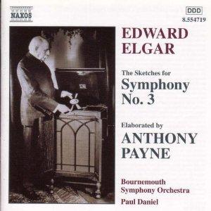 ELGAR : Symphonie n°3 Daniel10