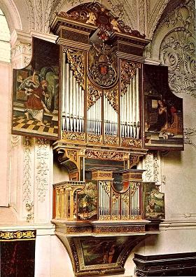 L'orgue de la Renaissance au premier Baroque Innsbr10