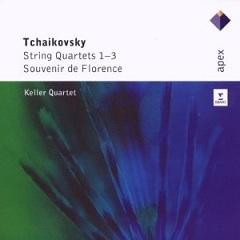 Tchaïkovsky - Trio avec piano Keller13