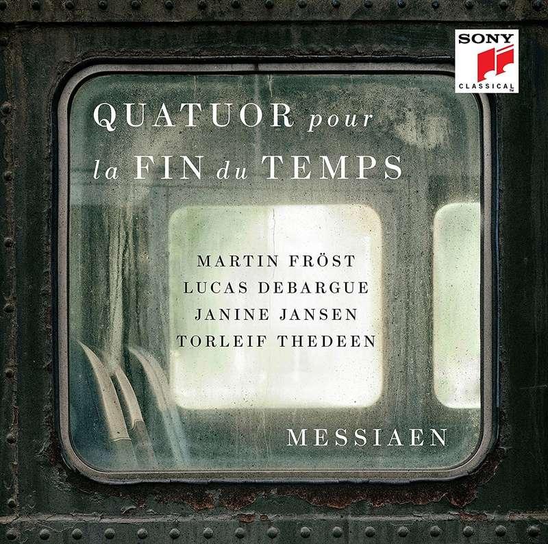 Messiaen Olivier - Quatuor pour la fin du temps Messia12