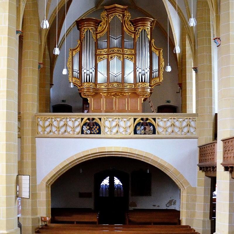 Orgue baroque germanique -instruments et répertoire Simmer11