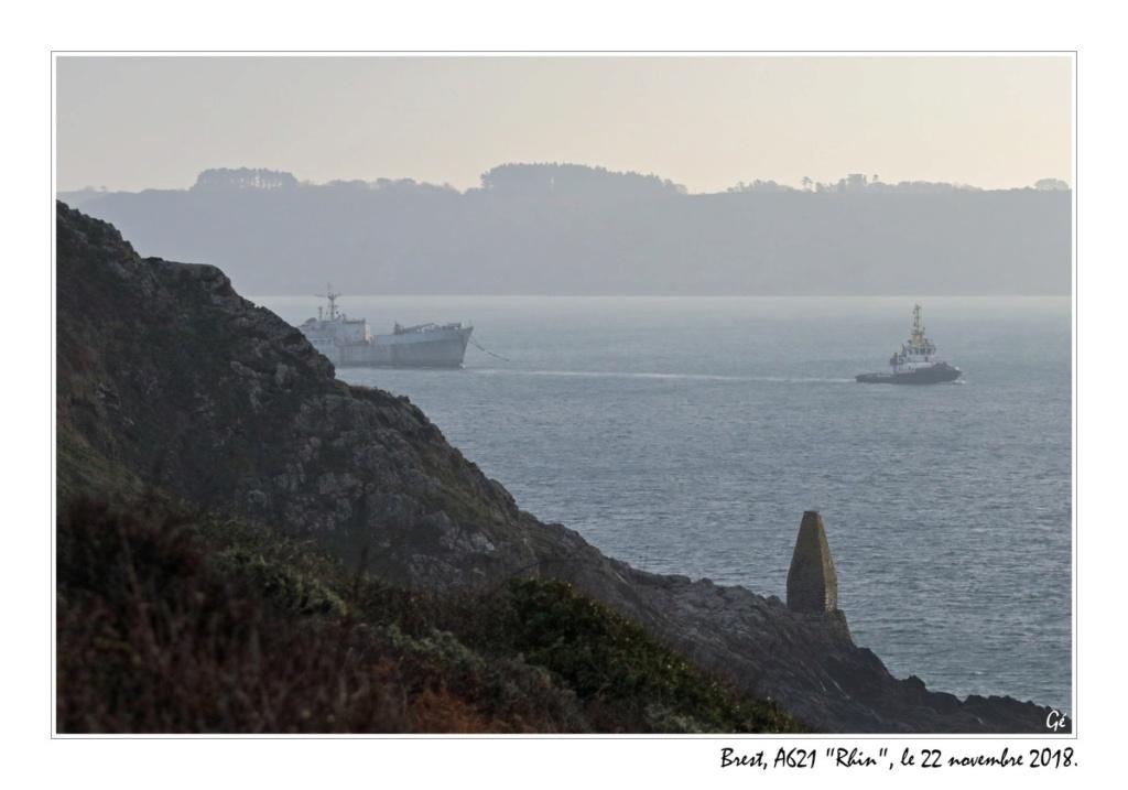 [Autre sujet Marine Nationale] Démantèlement, déconstruction des navires - TOME 2 20181110