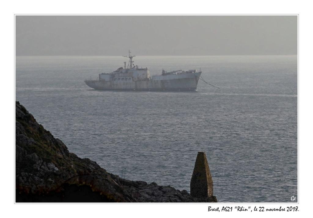 [Autre sujet Marine Nationale] Démantèlement, déconstruction des navires - TOME 2 20181111