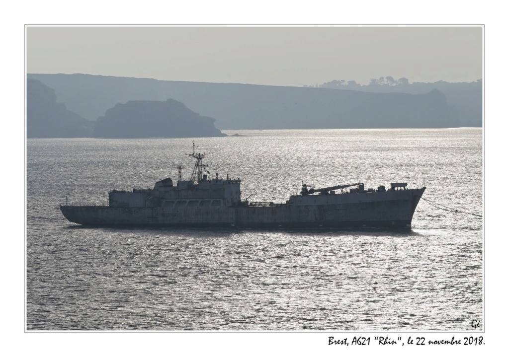 [Autre sujet Marine Nationale] Démantèlement, déconstruction des navires - TOME 2 20181112