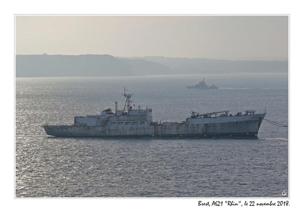 [Autre sujet Marine Nationale] Démantèlement, déconstruction des navires - TOME 2 20181114
