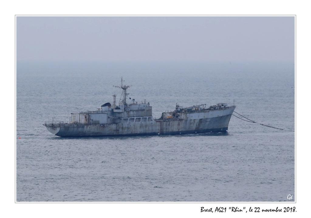 [Autre sujet Marine Nationale] Démantèlement, déconstruction des navires - TOME 2 20181115