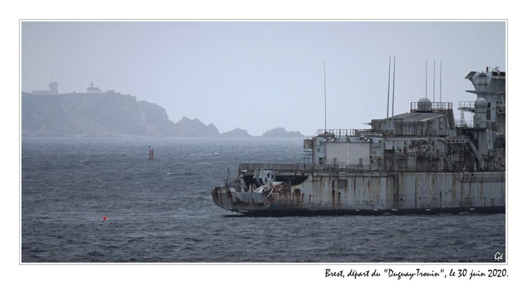 [Autre sujet Marine Nationale] Démantèlement, déconstruction des navires - TOME 2 - Page 7 20200610