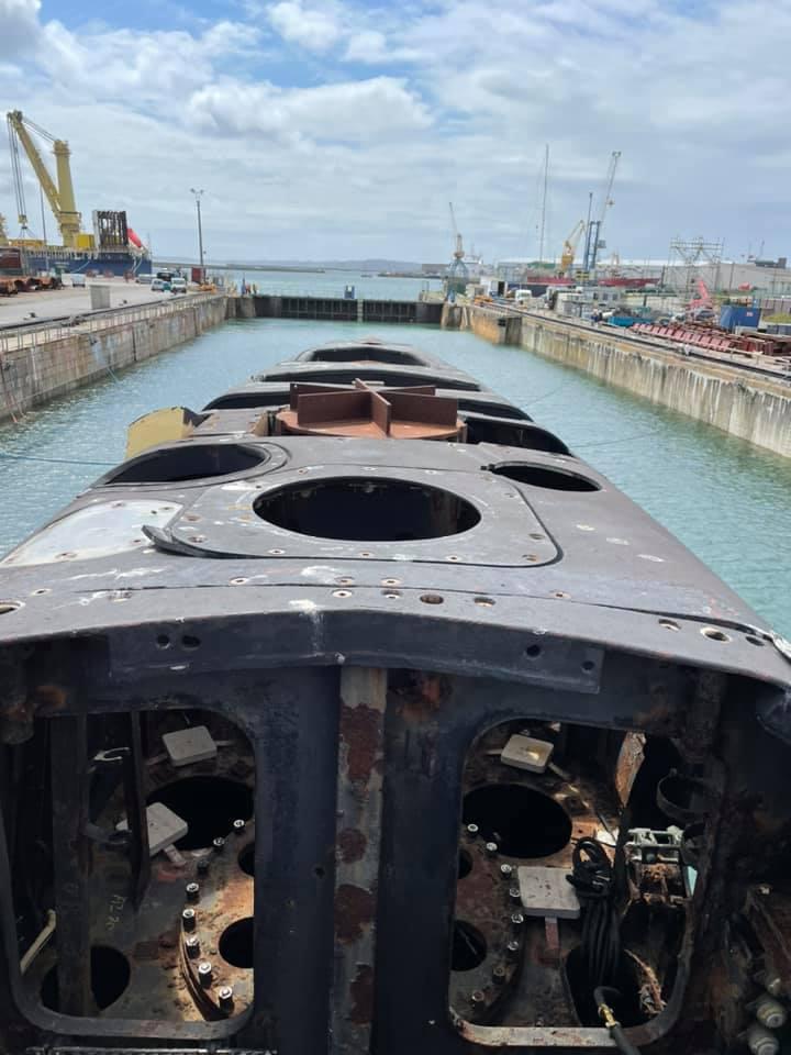 [Autre sujet Marine Nationale] Démantèlement, déconstruction des navires - TOME 2 - Page 23 22785410