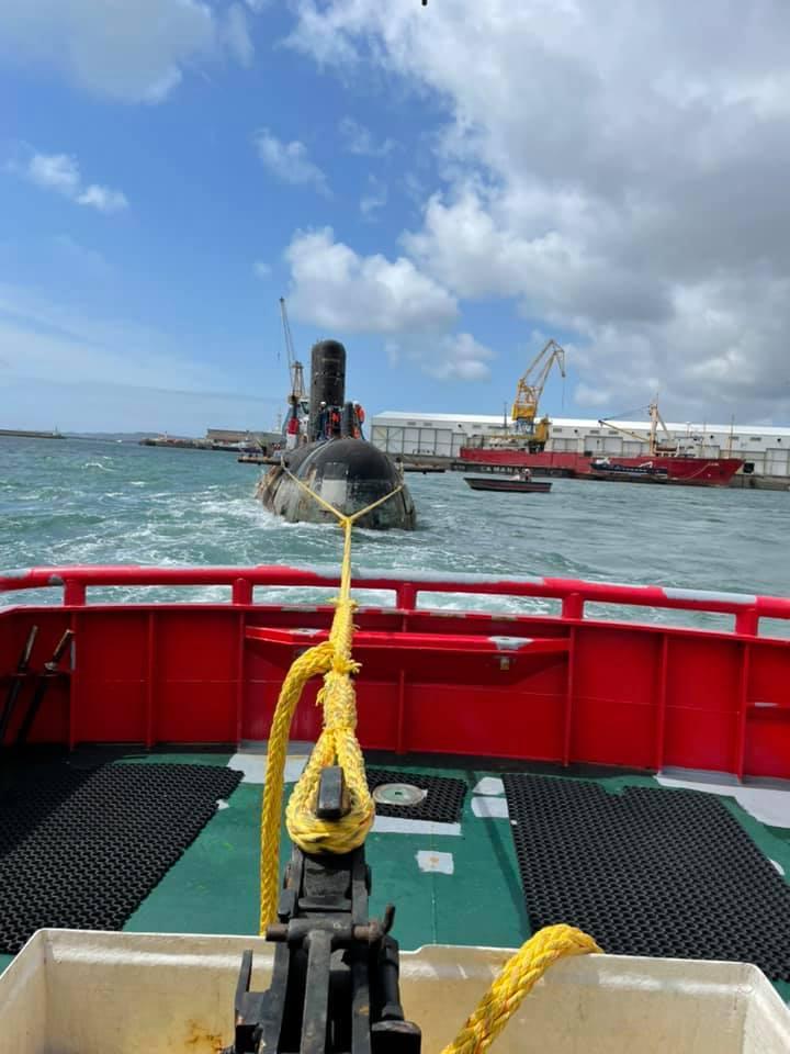 [Autre sujet Marine Nationale] Démantèlement, déconstruction des navires - TOME 2 - Page 23 23217710