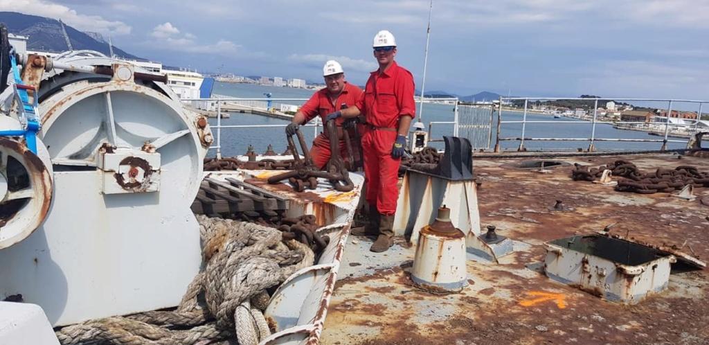[Autre sujet Marine Nationale] Démantèlement, déconstruction des navires - TOME 2 - Page 42 61139810